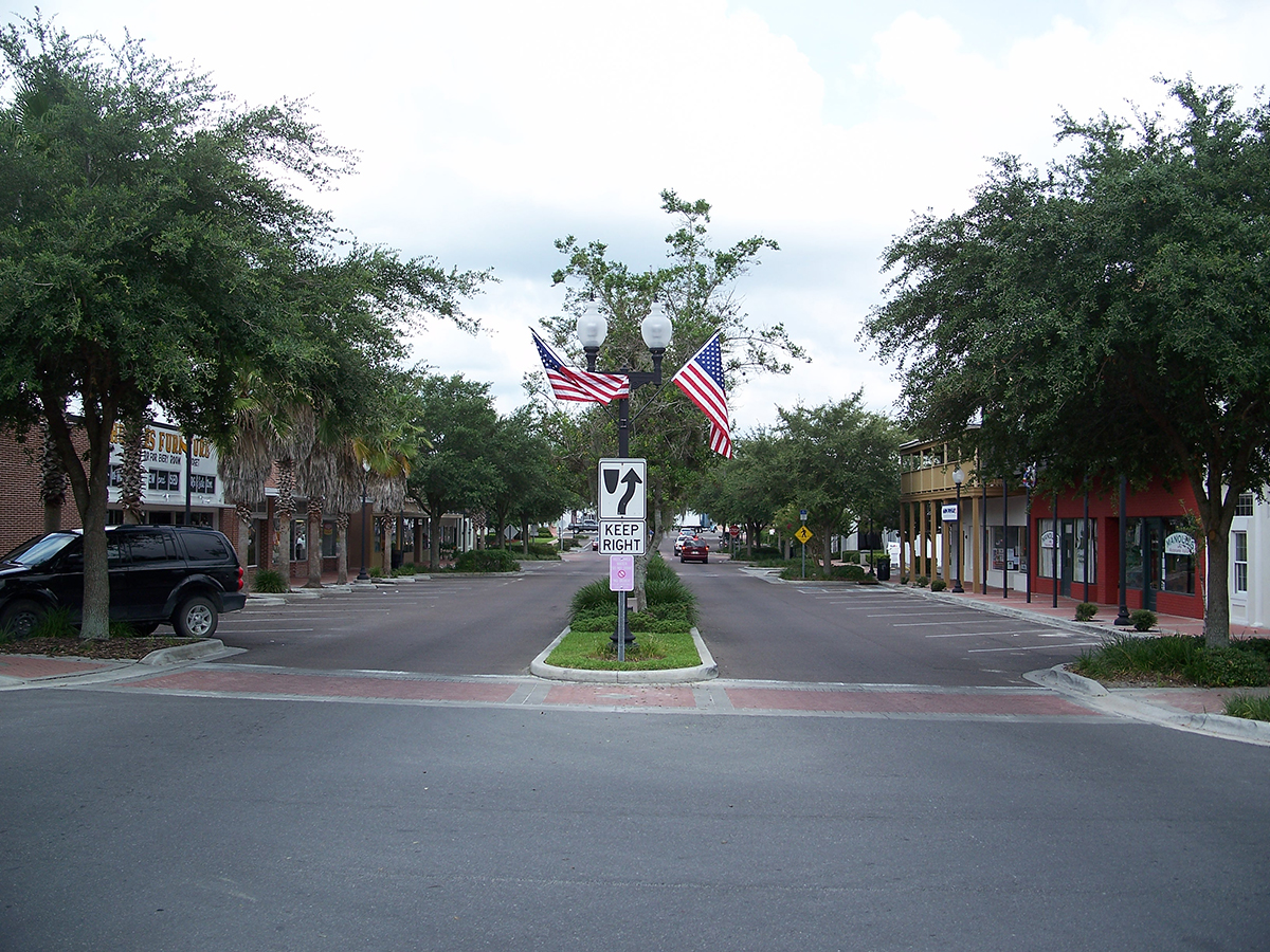 Downtown Zephyrhills